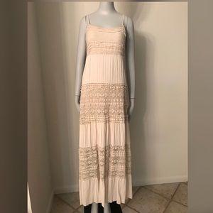 Palo de Rosa Maxi Dress